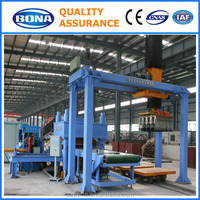 Bona JYM-1280 fully automatic hydraulic fly ash brick making machine in india