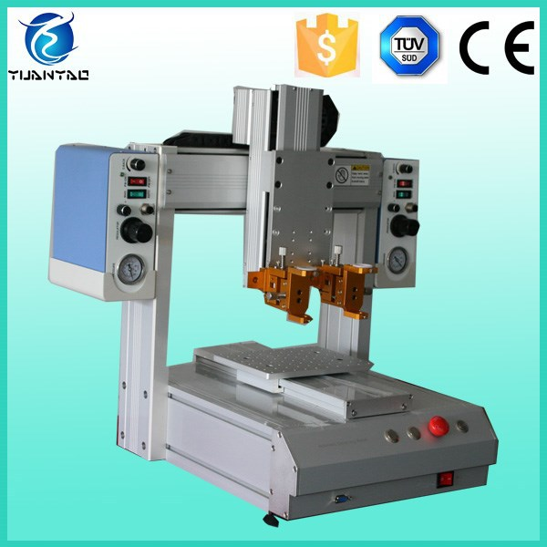 Industrial gluing machine desktop epoxy dispenser robot