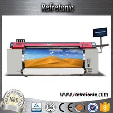 Large Format Reactive Cotton textile printer machine