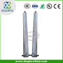 1500deg.C high power industrial furnace ceramic electric radiant tubes