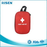 First aid kit Packed with hospital grade medical supplies for emergency and survival situations