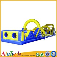 inflatable playground obstacle,inflatable obstacle,obstacle course
