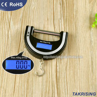 Big Blue Light LCD High Precision Hanging Scale