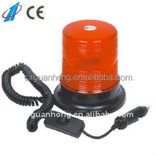 yellow,bule and red DC12V car and truck LED warning light green led warning strobe light