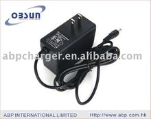 power adapter 9V 2A (18W) for consumer electronics