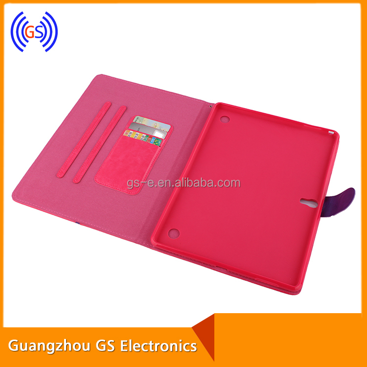 Stylish Wallet Cover Flip Leather Case For Samsung Galaxy Tab3 7.0 p3200