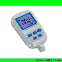 NADE portable conductivity TDS salty temp meter