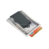 High Real Carbon fiber Money Clips From China