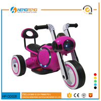 wholesale children bike ride on electric toy battery power classic kids baby car tricycle