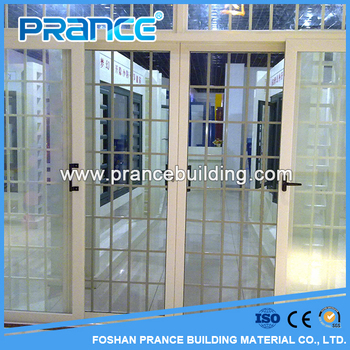 2015 Flat surfaced Popular casement doors