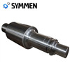 Ansi Sus304 Hastelloy Forging Polished Shaft For Ball Mill