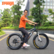 Wholesale 48V 500W electric fat tire 26 inch electric mountain bike bicycle
