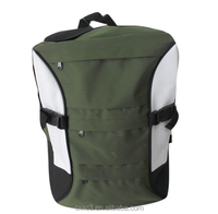 military style backpack laotop multi-pockets backpack