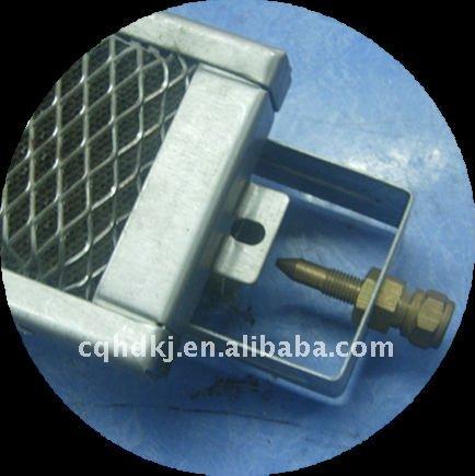 infrarot brenner grill einzelne gasbrenner f r h hner roastering grill hd538 bbq zubeh r produkt. Black Bedroom Furniture Sets. Home Design Ideas