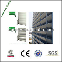 Aluminum Slats Hollow Shutters/Louvers
