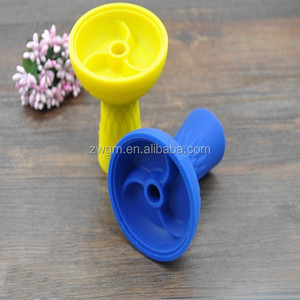 Amy vortex screw silicon shisha hookah bowl silicone head for shisha tobacco charcoal holder hookah hose shisha bowl hookah foil
