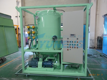 ZJA Series Transformer Oil/Insulating Oil Filter Machine