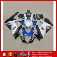 KCM421 Fairings Kit Motorcycle Fairing ABS Plastic Injection Molded Fairings With Windscreen For Suzuki GSX-R600/750 2011-2013