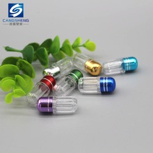 Small Plastic Rhino Pills Container Capsule Bottle Packaging For Sex Enhancer Pill