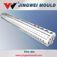 PVC PP PET plastic Strech Film Die lamination sheet mould