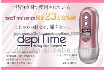 depiTime brand!!threading hair removal/Best hair removal machine