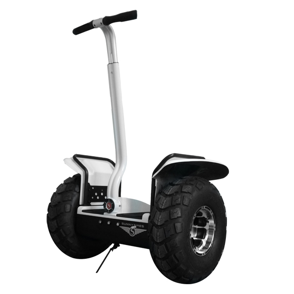 Sunnytimes-Mobility scooter off road from china factory two wheels stand up scooters