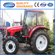 4wd 40hp electric farm tractor with front end loader and backhoe