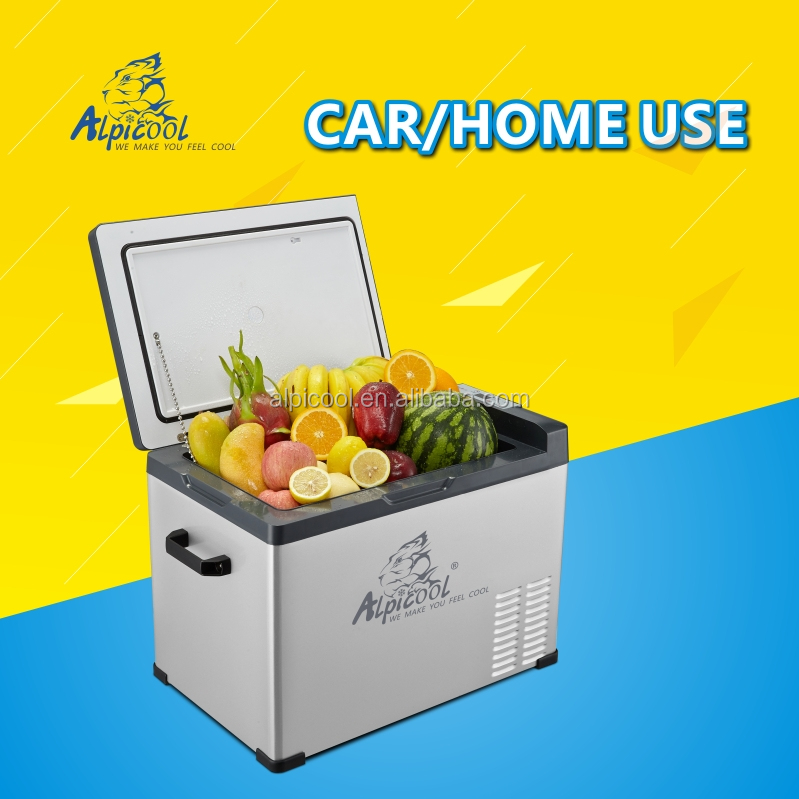 DC 12V 30 LITER CAR/CAMPING PORTABLE FRIDGE FREE