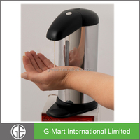 Great Earth Touchless Hand Sanitizer Dispenser with Stand, Stand Liquor Dispenser