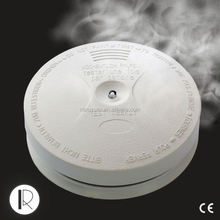 C1008203 Heiman Uk approval DC10-30V 2 wire conventional fire alarm insect proof smoke detector