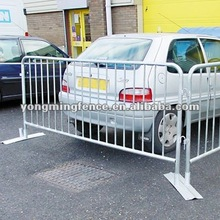 2012 direct factory heavy duty roadblock/crowd control barriers