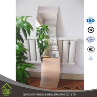 Chinese customized silver mirror hot sale decorative mirror