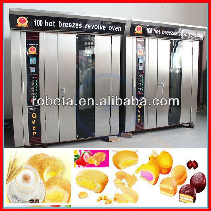 commercial gas bread electric bread baking machine heating oven
