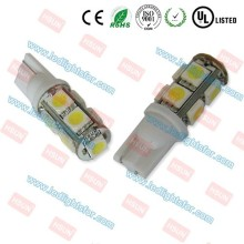 High quality w5w auto light, led bulb 194, car led indicator light