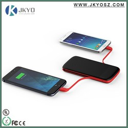 for ipad/ipod/iphone 5/iphone power bank with replaceable battery