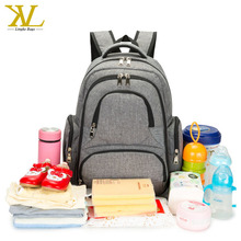Waterproof Snow Fabric Mummy Diaper Backpack Bag for Baby travel