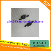 Plastic mold and injection---Silicone rubber button