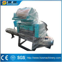 Plastic PP PE Waste Film Crushing machine