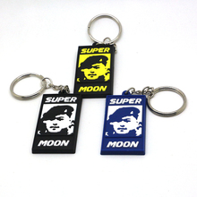Wholesale Cheap Custom Made promotional Souvenir PVC Key Chain