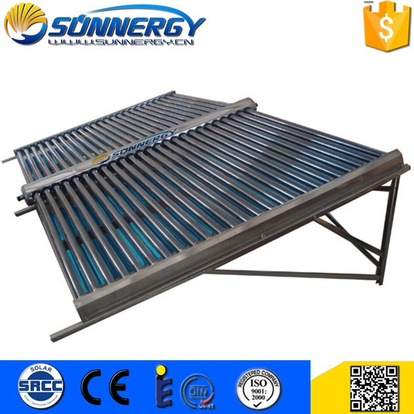 Top Quality 18tube solar collector manufacturer