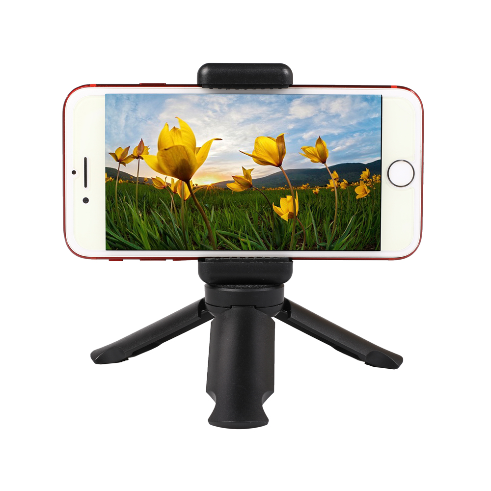 Kaliou portable selfie stick mini table tripod mobile phone holder stand for camera smartphone