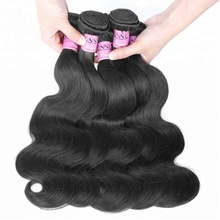 Grade 5a body wave unprocessed cuticle aligned brazilian virgin hair