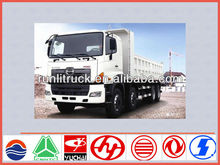 China tippers supplier for new model 8*4 20ton Hino dump truck sale
