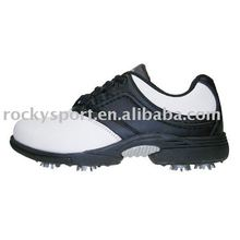2014 waterproof cheap brand sports golf shoes