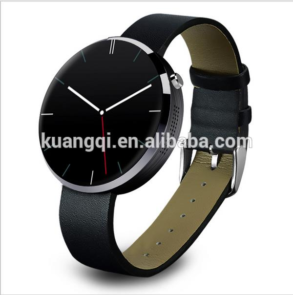 Plastic smart watch android dual sim children smart watch mobile watch phone made in China