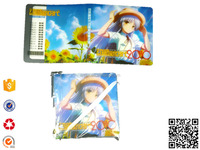 cartoon CD cover DVD CD plastic sleeve case