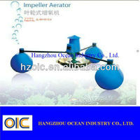 aeration diffuser for wastewater