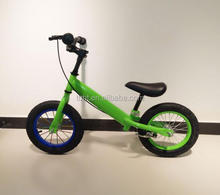 BIGBANG SPORTS 2017 new bicycle racing game high quality ce approved aluminum no pedal balance bike for kids