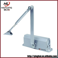 Professional hydraulic hold on open door closer types