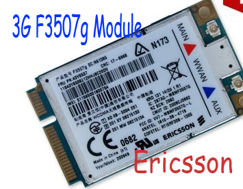 High Quality Cheap Price Universal Ericsson F3507G 3G HSPA WWAN+GPS Mobile Broadband Card